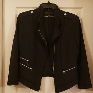 Beautiful WHBM jacket sz 8